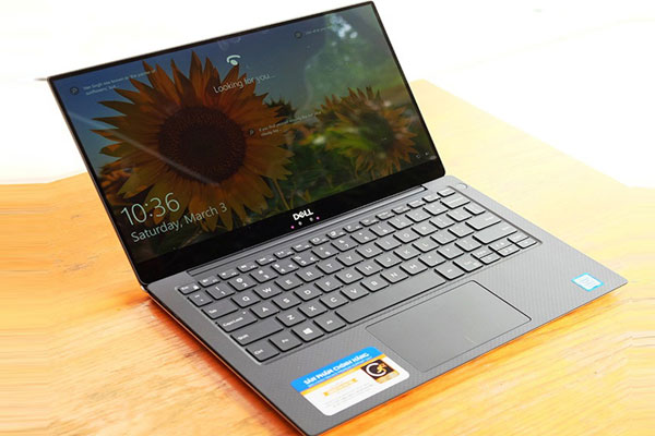 latop Dell XPS